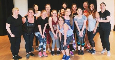 zumba, cheap Zumba class near me, tower hamlets, east London, poplar union