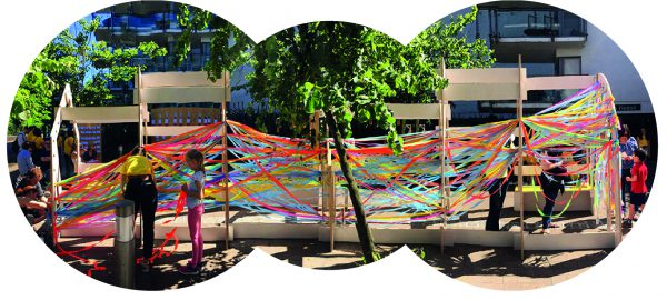 Pavilion, Leveit Bernstein, Poplar Union, Community, Discover Poplar