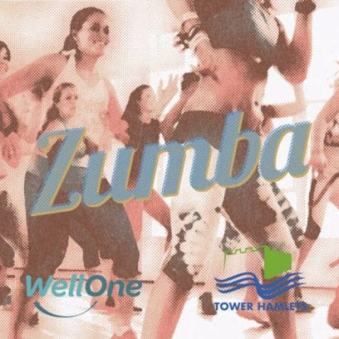 zumba, poplar union, cheap Zumba, east London, Poplar, Bow, Mile End