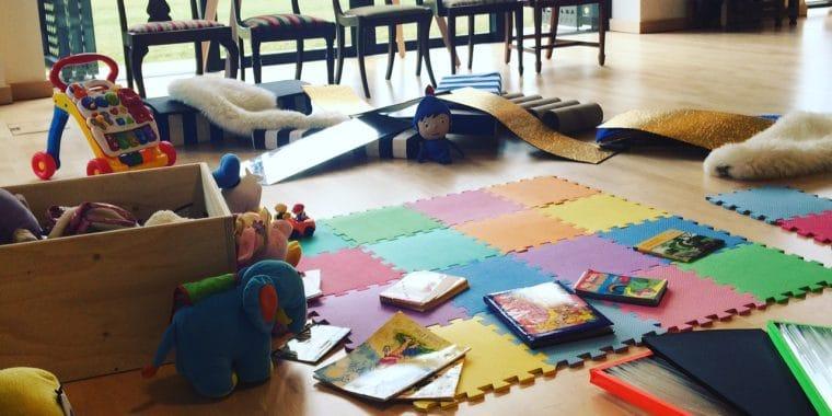 Parents, Babies, Soft Play, Poplar Union