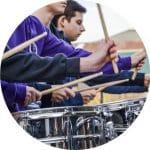 Will Daly Drums Poplar Union Discover Poplar Arts Culture Music Community