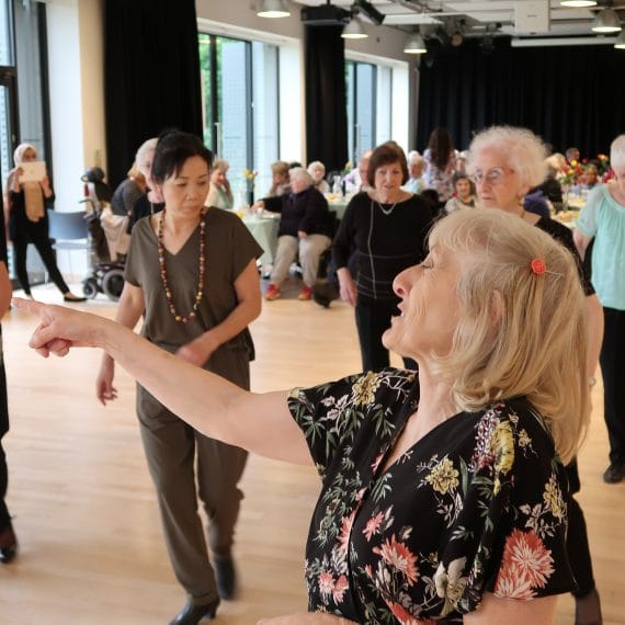 dancing, poplar union, community, health, wellbeing