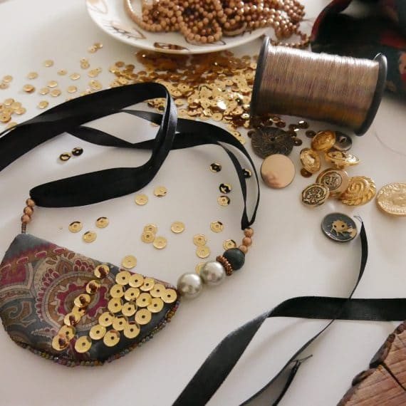 Christmas Jewellery Workshop, maud barrett, arts and crafts, gift, arts, culture, creative