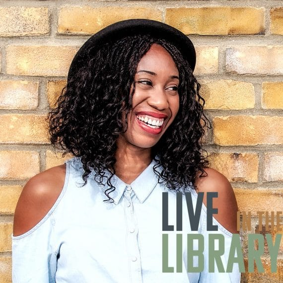 Charlene, poplar union, live in the library, music, arts, culture, east London