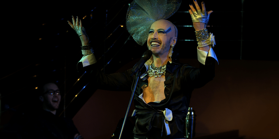 Paulus, Poplar Union, East London, Cabaret on the Canal, comedy, arts, culture, cabaret