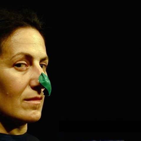 Patrizia Paolini, poplar union, cabaret on the canal, arts, culture, music, comedy, east London