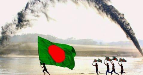 Bangladesh-Independence-Day, poplar union, saudha, palla gran