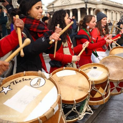 International Women's Day 2018, Women in Focus Festival, Poplar Union, East London, Music, Women, Culture