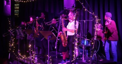 Jazz Herstory Collective, Poplar Union, International Women's Day 2018, Women in Focus Festival, Women in Jazz, Music, East London