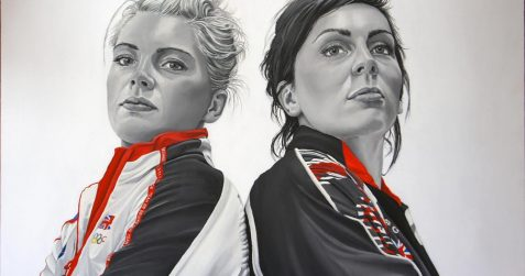 Teresa Witz exhibition, Poplar Union, Women in Sport, Women in Focus Festival, March