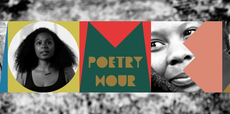 Women in Focus festival, poetry hour, international women's day 2018, poplar union, east London, Paula varjack, Maria Ferguson