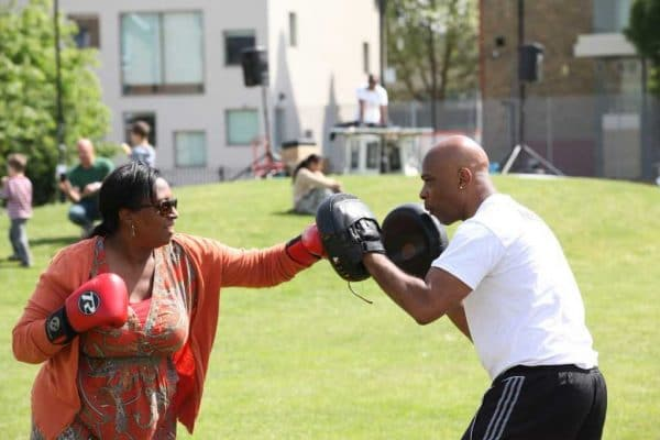 Get fit, New Year, Poplar Union, Mental Health