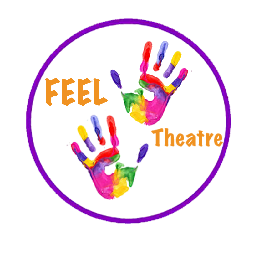 feel theatre, poplar union, sensory play, kids, family