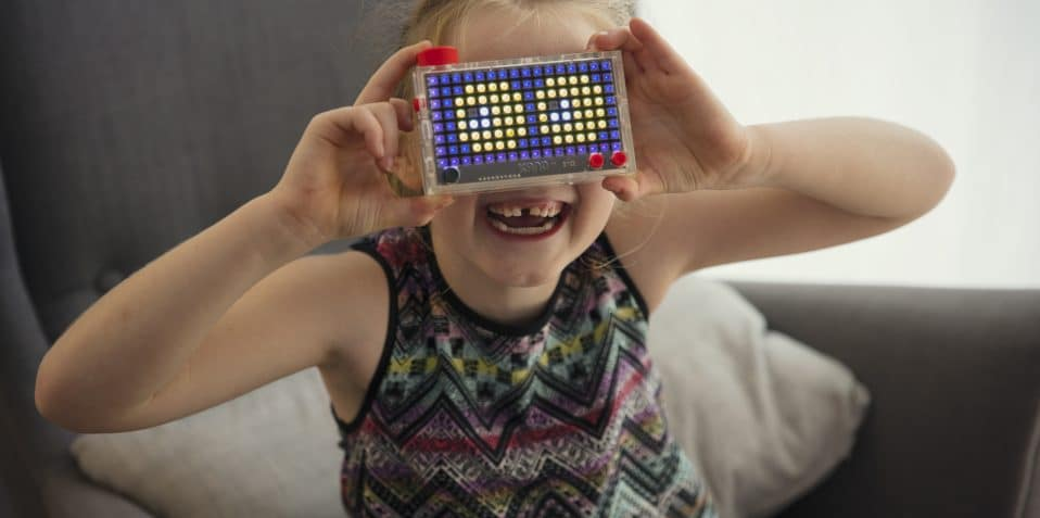 creative coding for kids, poplar union, kano computing, east London, arts, culture, education
