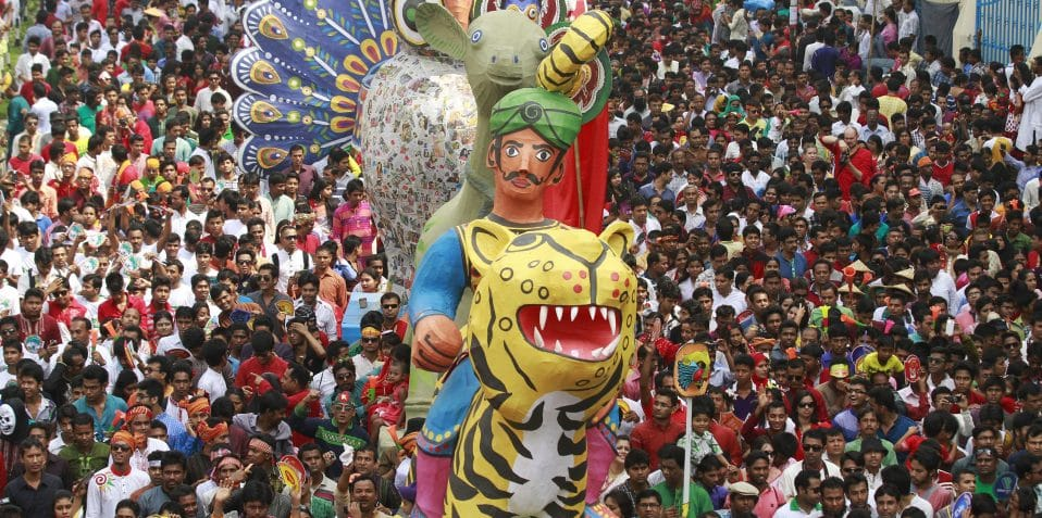 saudha, poplar union, Bengali new year, celebration, music, dance, east London, things to do