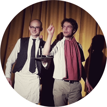 Moodboard, Tom Blake, Simon Brown, scratch crackle and pop, poplar union, scratch night, cabaret, Edinburgh preview, June, free, things to do, art, culture, east London, writer, performers, new work