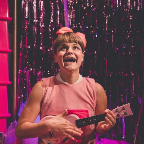 Princess Charming, Poplar Union, children's theatre, Oval House, Spun Glass Theatre, East London, Things to do, September, What's On, theatre, art, culture, art centre, kids cabaret, dance, skits, songs