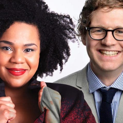 Nice n' Spiky Comedy, Mark Dolan, Desiree Burch, comedy, Edinburgh fringe preview 2018, east London, poplar, limehouse, Mile End, things to do, whats on, standup comedy