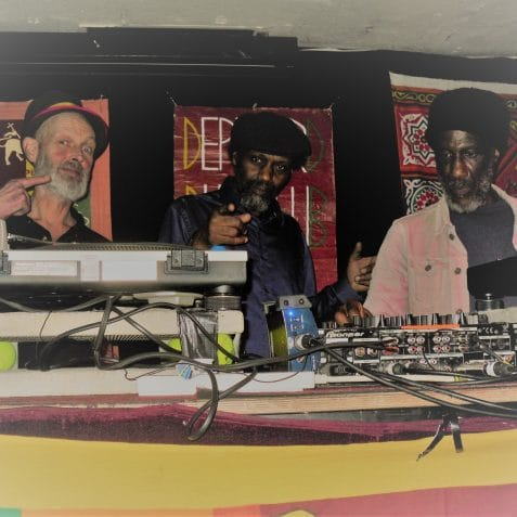 moa anbessa, poplar union, windrush generation, gala blues party, east London, July 2018, things to do, reggae, blues, r&b, rhythm and blues, ska, soft wax, Steve wax, youthsayers, Windrush Generation, live music, gig, London, culture, art, community, art centre