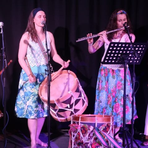 Poplar Union, art centre, east London, community, your visit, Poplar, Baque Laur, Women in Focus 2018, music, world music