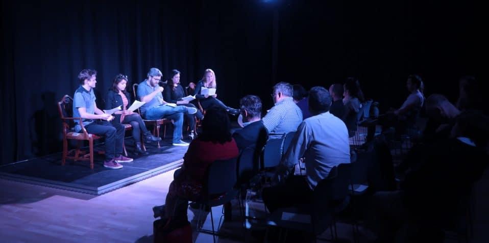 Poplar Union, art centre, east London, your visit, Poplar, Scratch Crackle and POP, theatre, spoken word, poetry,