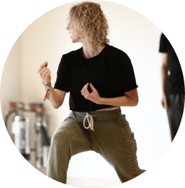 BOTH Dance classes, Poplar Union, dance class, east london, contemporary, ballet, improvisation, yoga, Beatrice Ghezzi, Orley Quick, London, tower hamlets, dancers, training