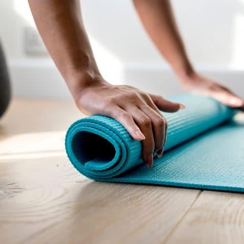 pilates, Fabiola Della Gatta, Friday morning pilates, health and wellbeing classes, East London, Poplar, Mile End, Bow, Limehouse, community, Poplar Union