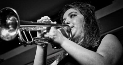 Alexandra Ridout, Poplar Union, Jazz Herstory, East London, Women in Jazz, London jazz scene, Tower Hamlets, gigs in London, affordable gigs, live music, London