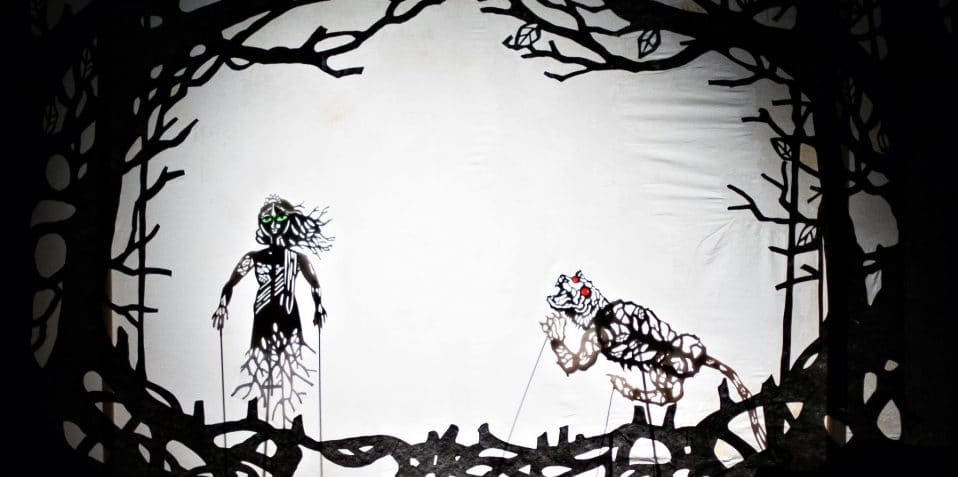 Puppet making, The Story of Bonbibi, Poplar Union, Komola Collective, shadow puppetry, things to do kids, family and children, East London, What's on