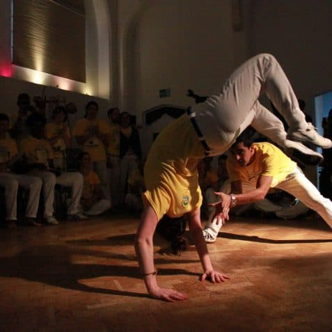 Capoeira, Poplar Union, health and wellbeing, weekly classes, Limehouse, Mile End, art & community venue, east London
