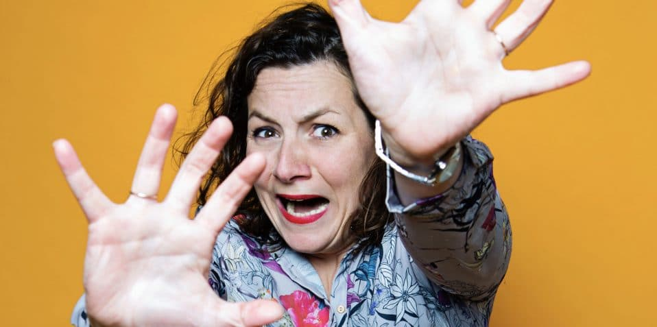 Rosie Wilby, the break-up monologues, alternative valentine's day 2019, London, LGBT, Comedy, Poplar Union, East London, Jessica Fostekew, Limehouse, Mile End