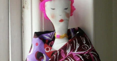 Sew Thrifty, Poplar Union, sewing workshop, women of the world inspired workshop, doll making, international womens day 2019make your own rucksack, East London, arts and crafts, sewing machine skills, affordable workshops, tower hamlets