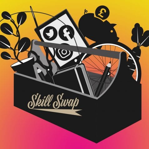 POP-Skill swap, Poplar Union, free skill swap, workshop, East London, community