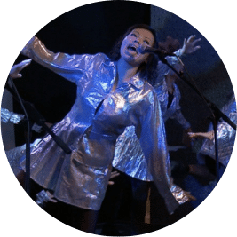 Alice D'Lumiere, Garance Louis, Frank Chickens, Cabaret on the Canal, Poplar Union, Women in Focus 2019, International Women's Day, East London, Free, Things to do, female empowerment, music, theatre, dance, Poplar, Bow, Mile End
