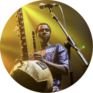 Live in the library, Jali Bakary Konteh, Yahael Camara Onono, Poplar Union, free gigs, gigs in London, free, East London, Poplar, pizza, things to do