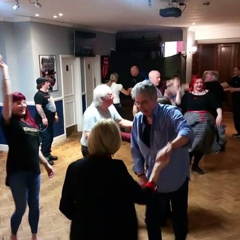Chicken Shack, dance night, jive, rock n roll, East London, jive dance class, May, Limehouse, Bow, Poplar, Mile End