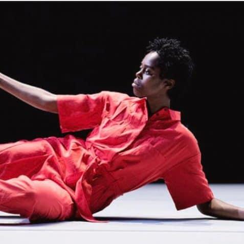 Temitope Ajose Cutting, caj collab, poplar union, dance, stream online, theatre, movement and dance