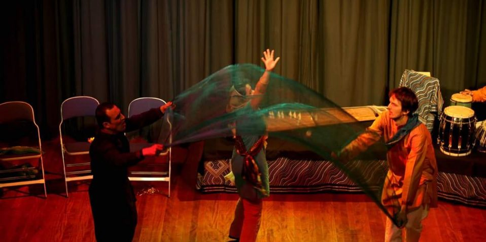 Umrao Jaan - Circle of Light, Poplar Union, Tamarind Theatre Co., Mukul And Ghetto Tigers, childrens theatre, Bengali theatre, Brady Arts Centre, East London, Things to do
