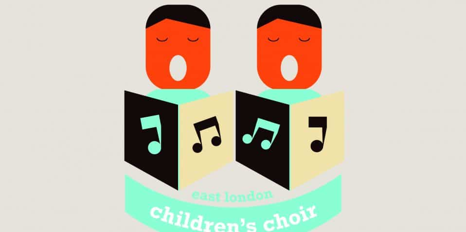 kids choir, Jonathan Pease, summer holiday course, east London, singing, Poplar Union, Tower Hamlets