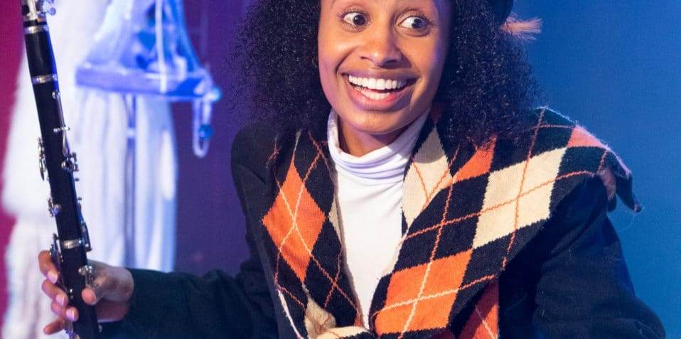 Goblin present: The Legend of the Jazz Penguin, Poplar Union, East London, Children's theatre, theatre for kids, what to do with the kids, Poplar, Tower Hamlets, Goblin theatre