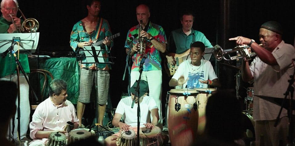 grand union orchestra, Poplar Union, roots and rhythm, Black History Month 2019, gigs in London, live music in East London