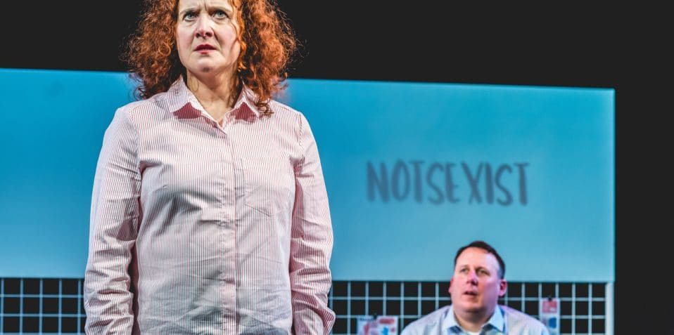 Aliki Chapple, LittleMighty, 666 Comments, theatre, fringe theatre, Poplar Union, East London,
