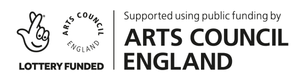 arts council funded, big lottery fund supported