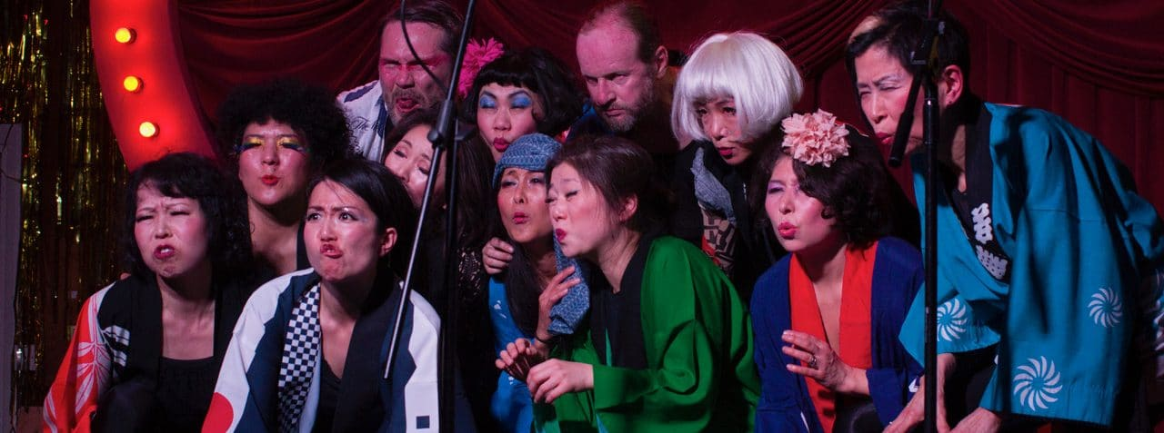 Cabaret on the canal, frank chickens, cabaret night, live music, free gig, women in theatre, march 2020, Poplar Union, East London, things to do, free day out, London, women in focus festival, international womens day