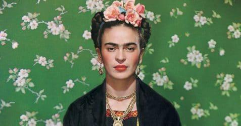 Frida Kahlo, workshop, flower crown workshop, free, things to do, Poplar Union, women in focus 2020, international women's day, East London