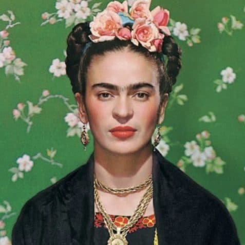 Frida Kahlo, workshop, flower crown workshop, free, things to do, Poplar Union, women in focus 2020, international women's day, East London