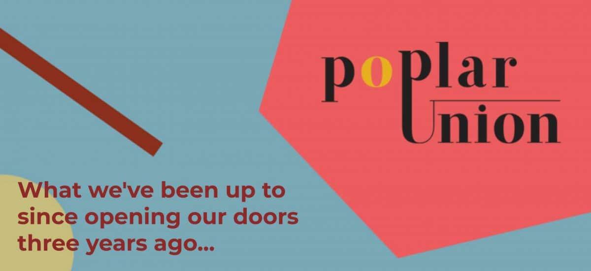 marketing report Poplar union 2020