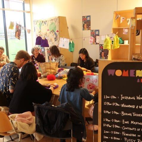 Women in Focus 2020, Poplar Union, East London, International Women's Day 2020, things to do, free arts festival