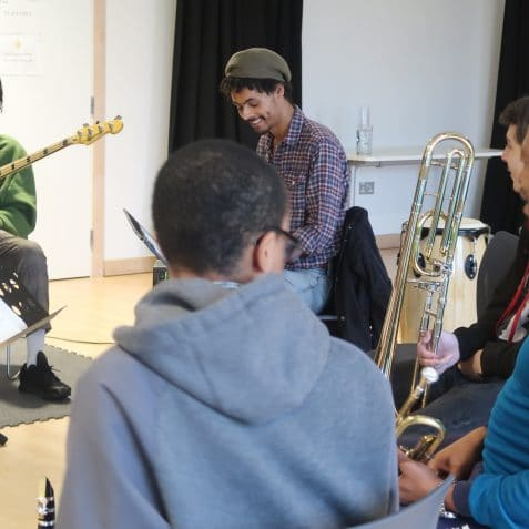 Sunday jam session, poplar union, music, places to practice instruments, jam session, tower hamlets, East London, free