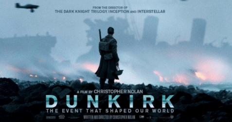 pop-corn presents, free film screening, Dunkirk, Poplar Union, East London, things to do for free, 75th anniversary of VE Day